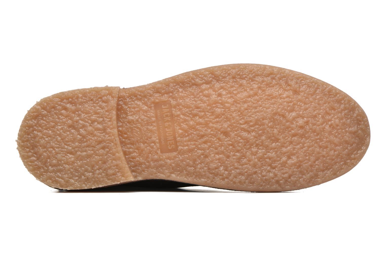 Chaussures à lacets Jack & Jones JJ Gobi Suede Desert Boot Marron vue haut