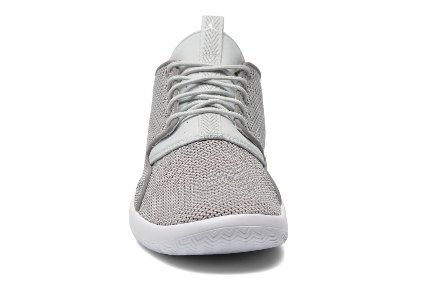 Lace-up shoes Jordan Jordan Eclipse Grey model view