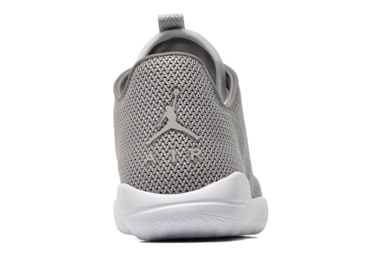 Snörade skor Jordan Jordan Eclipse Grå Bild från höger sidan