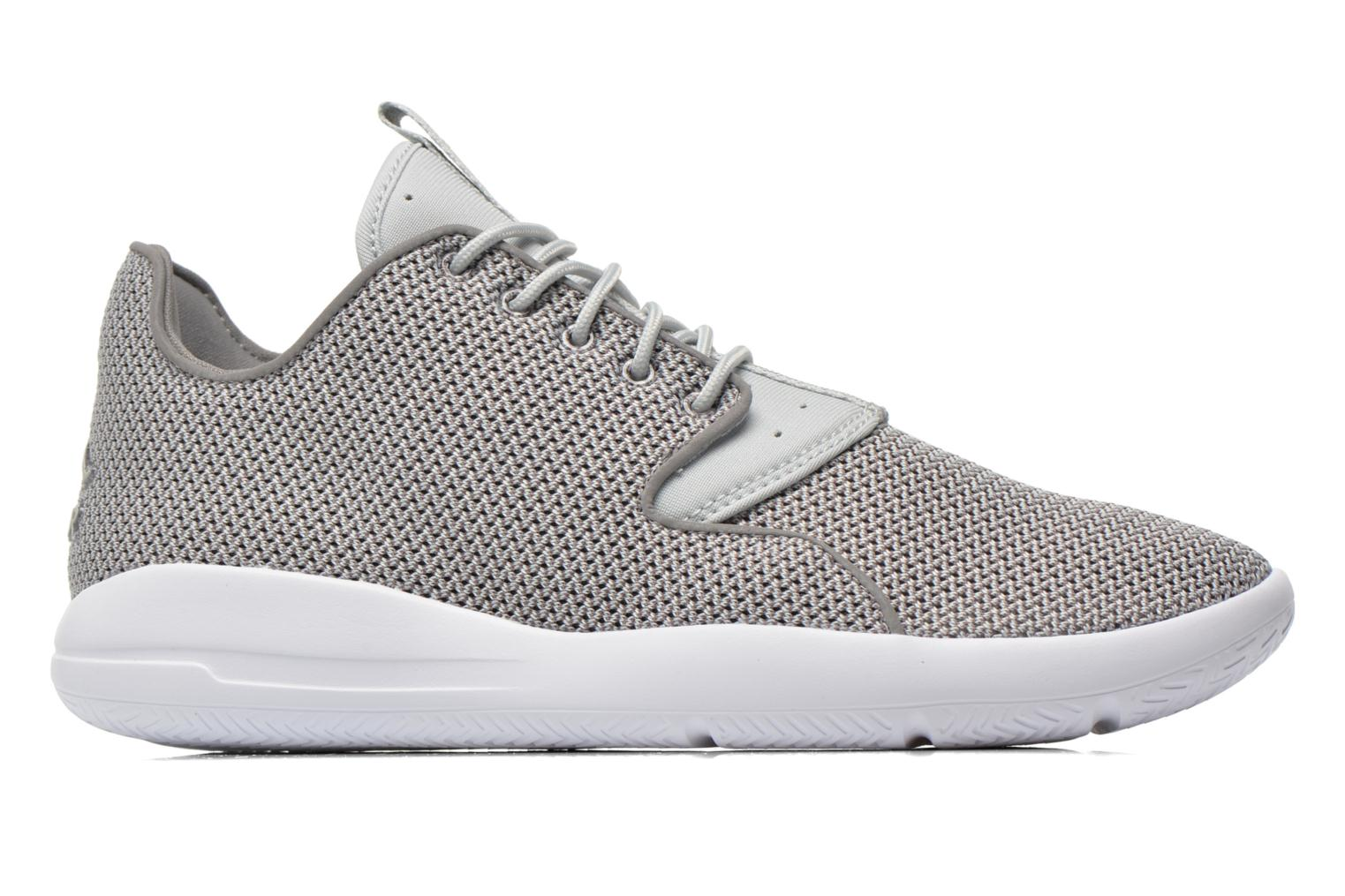 Lace-up shoes Jordan Jordan Eclipse Grey back view