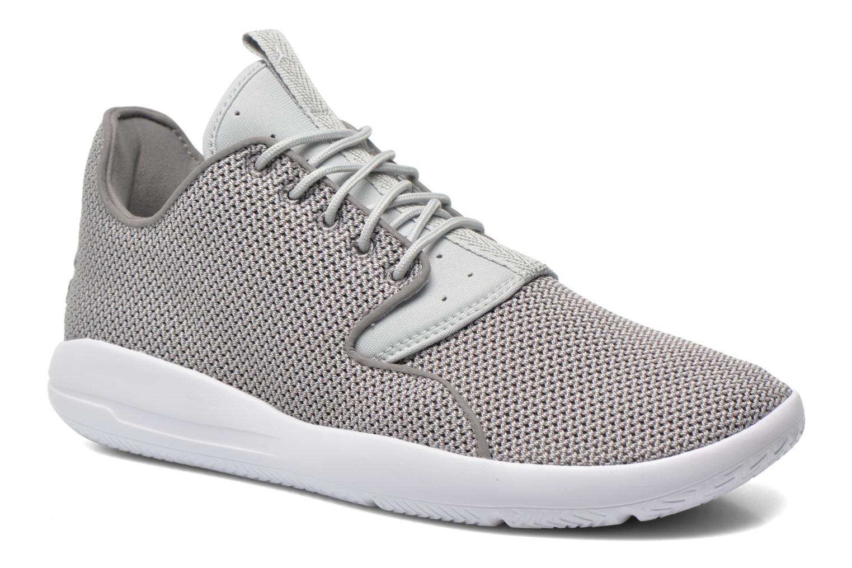 Zapatos con cordones Jordan Jordan Eclipse Gris vista de detalle / par