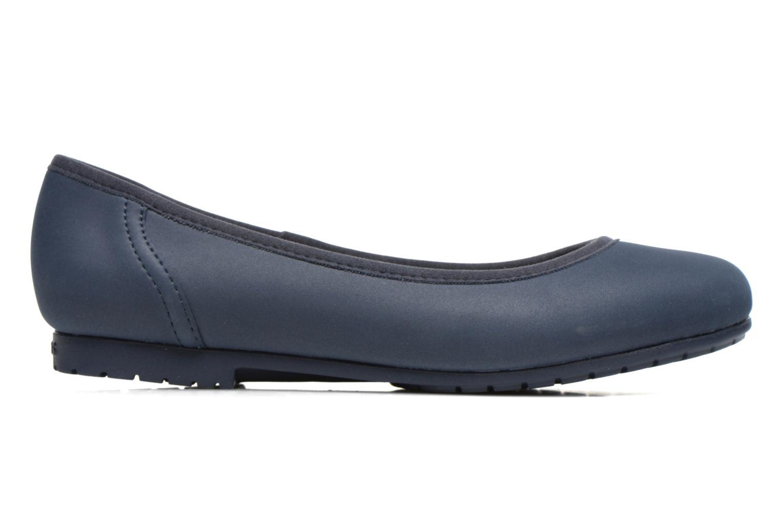 Ballerine Crocs Crocs ColorLite Ballet Flat Azzurro immagine posteriore