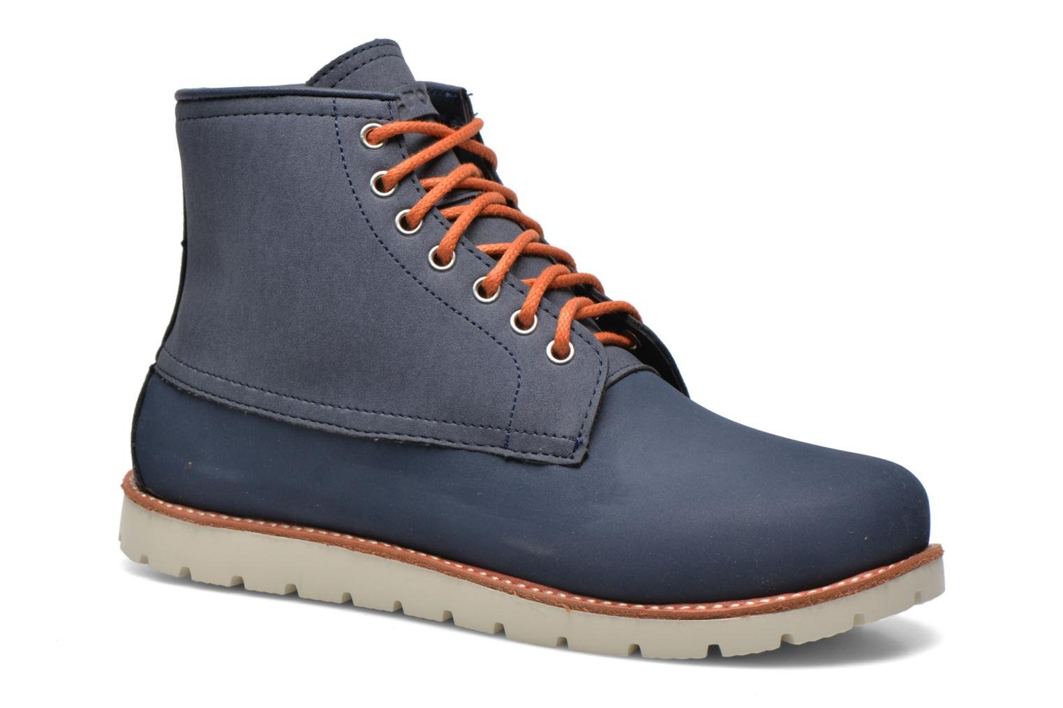 Crobbler Boot 2.0 Italy Navy/Stucco