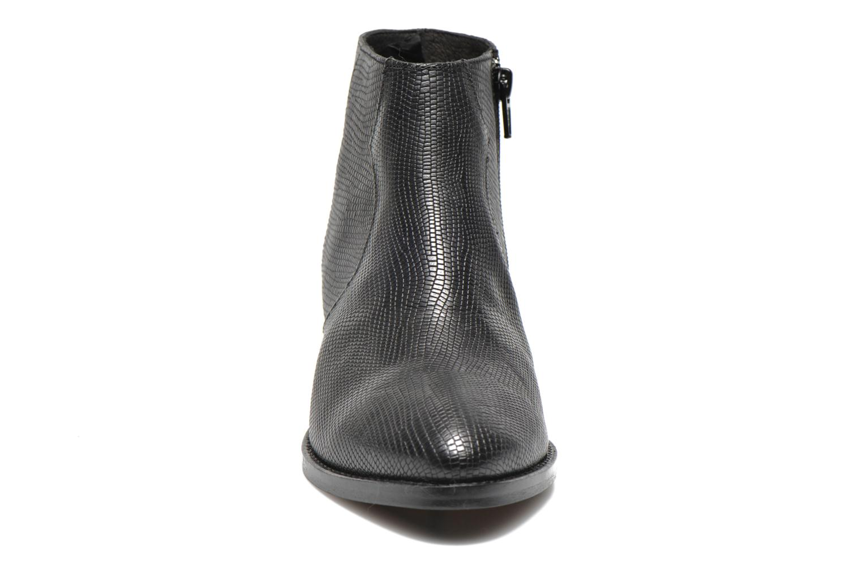 Stivaletti e tronchetti COSMOPARIS Ermea Pyt Noir Nero modello indossato