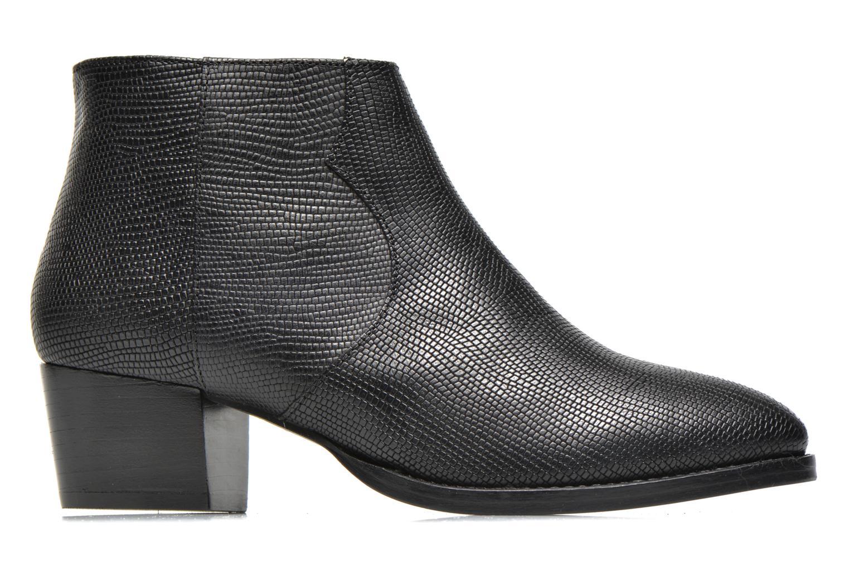 Bottines et boots COSMOPARIS Ermea Pyt Noir Noir vue derrière