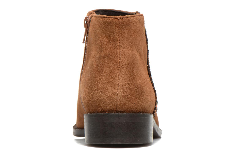 Stiefeletten & Boots COSMOPARIS Vonella braun ansicht von rechts