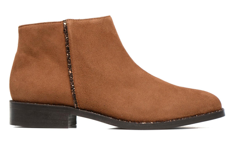 Stiefeletten & Boots COSMOPARIS Vonella braun ansicht von hinten