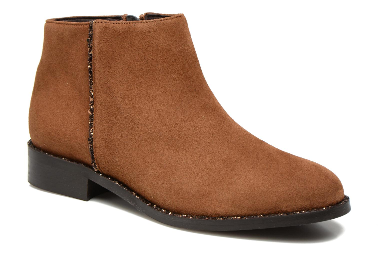 Stiefeletten & Boots COSMOPARIS Vonella braun detaillierte ansicht/modell
