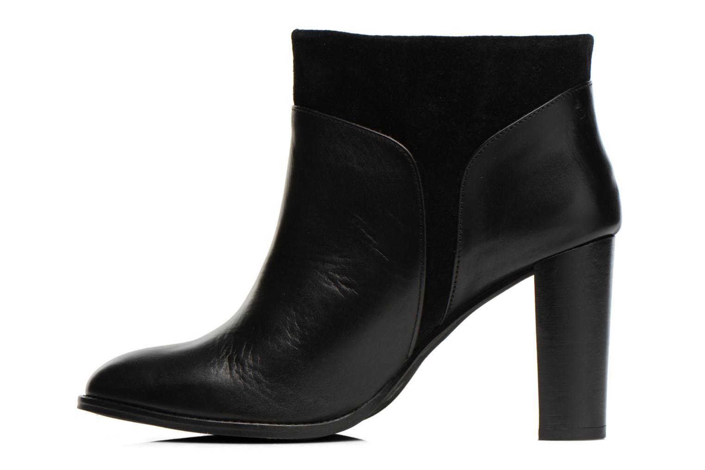 Bottines et boots COSMOPARIS Valaya/bi Noir vue face