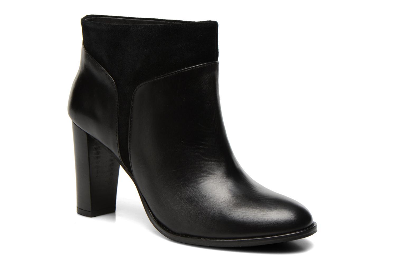 Bottines et boots COSMOPARIS Valaya/bi Noir vue détail/paire