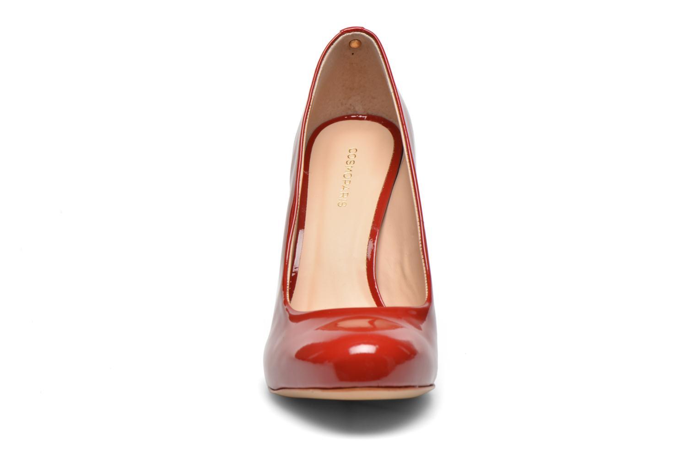 Escarpins COSMOPARIS JollaneVer Rouge vue portées chaussures