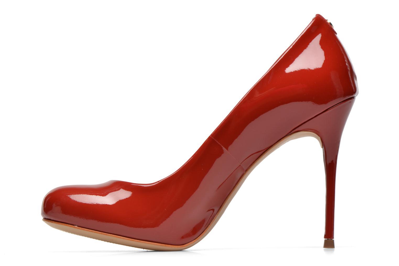 High heels COSMOPARIS JollaneVer Red front view