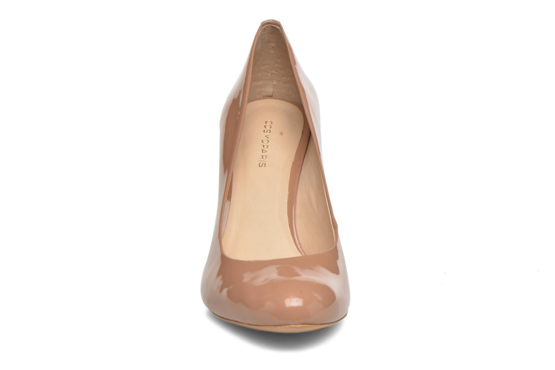 Escarpins COSMOPARIS Jelissaver Rose vue portées chaussures