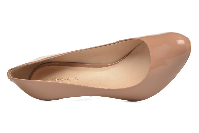 Zapatos de tacón COSMOPARIS Jelissaver Rosa vista lateral izquierda