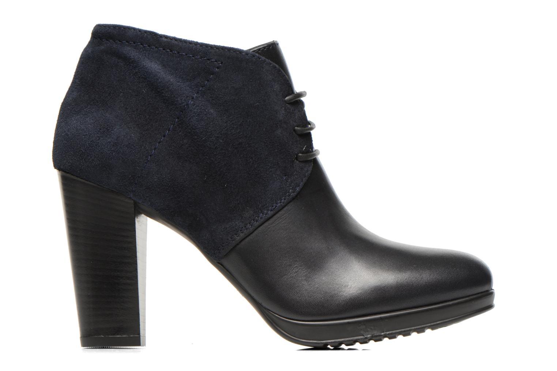 Chaussures à lacets COSMOPARIS Leffi/bi Bleu vue derrière