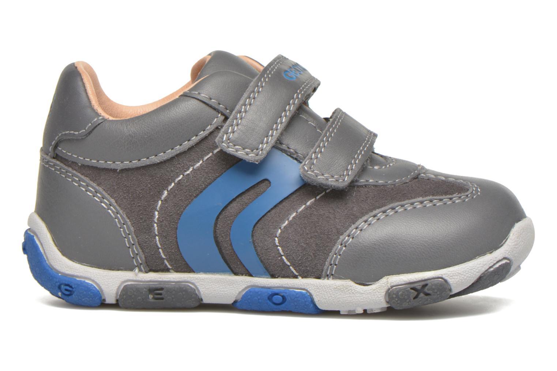 Sneakers Geox B Balu' B. C Grigio immagine posteriore