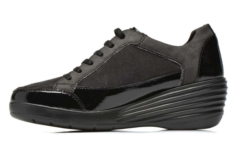 Sneakers Stonefly Ebony 4 Nero immagine frontale