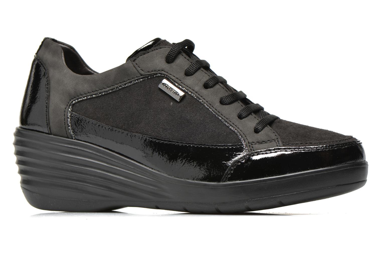 Sneakers Stonefly Ebony 4 Nero immagine posteriore