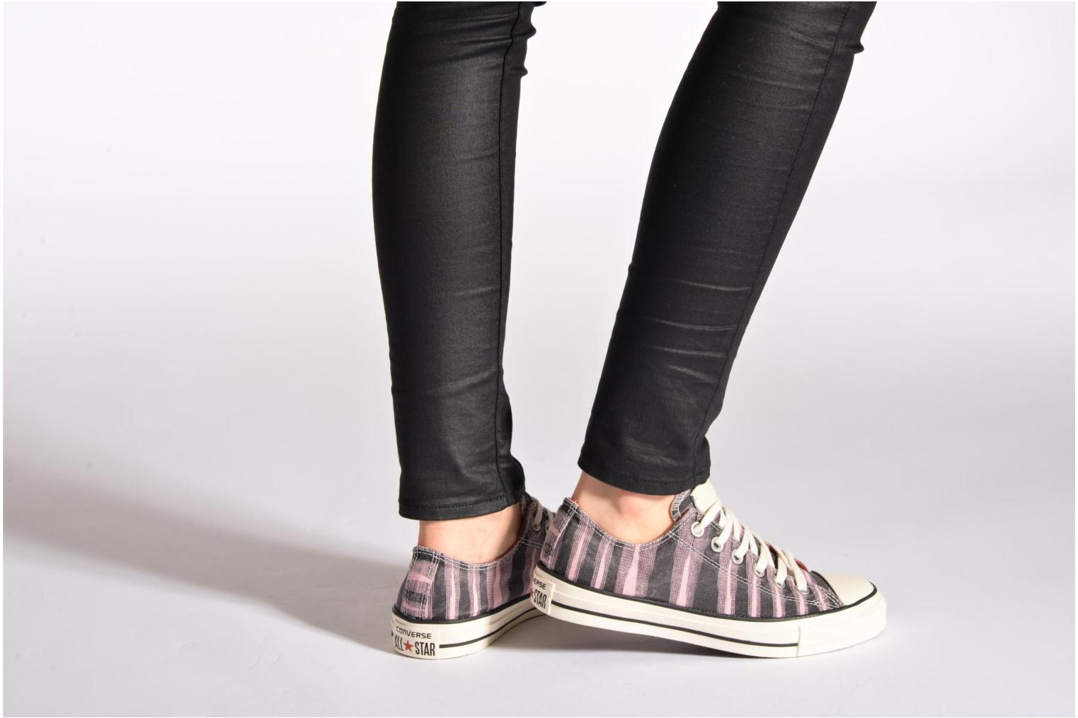 Chuck Taylor All Star Missoni Ox W Rose/Noir