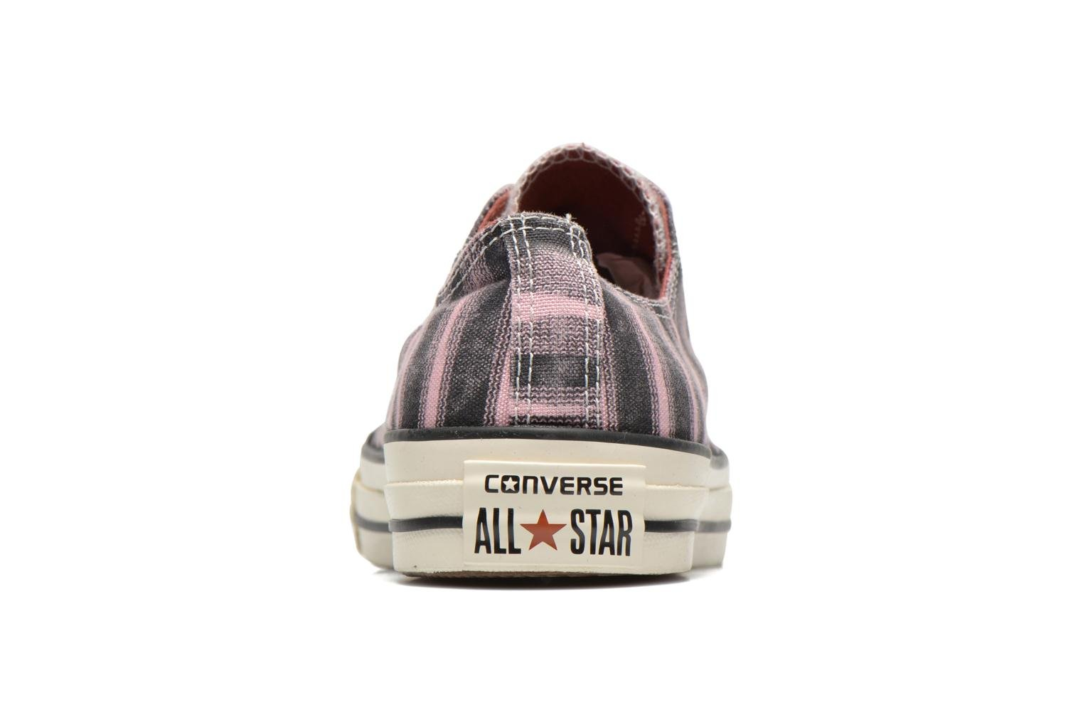 Sneakers Converse Chuck Taylor All Star Missoni Ox W Roze rechts