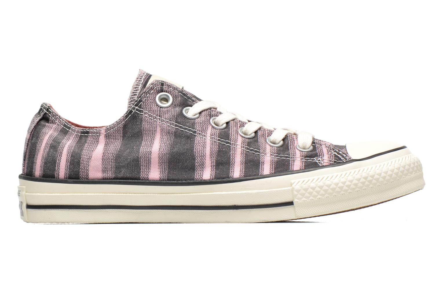 Baskets Converse Chuck Taylor All Star Missoni Ox W Rose vue derrière