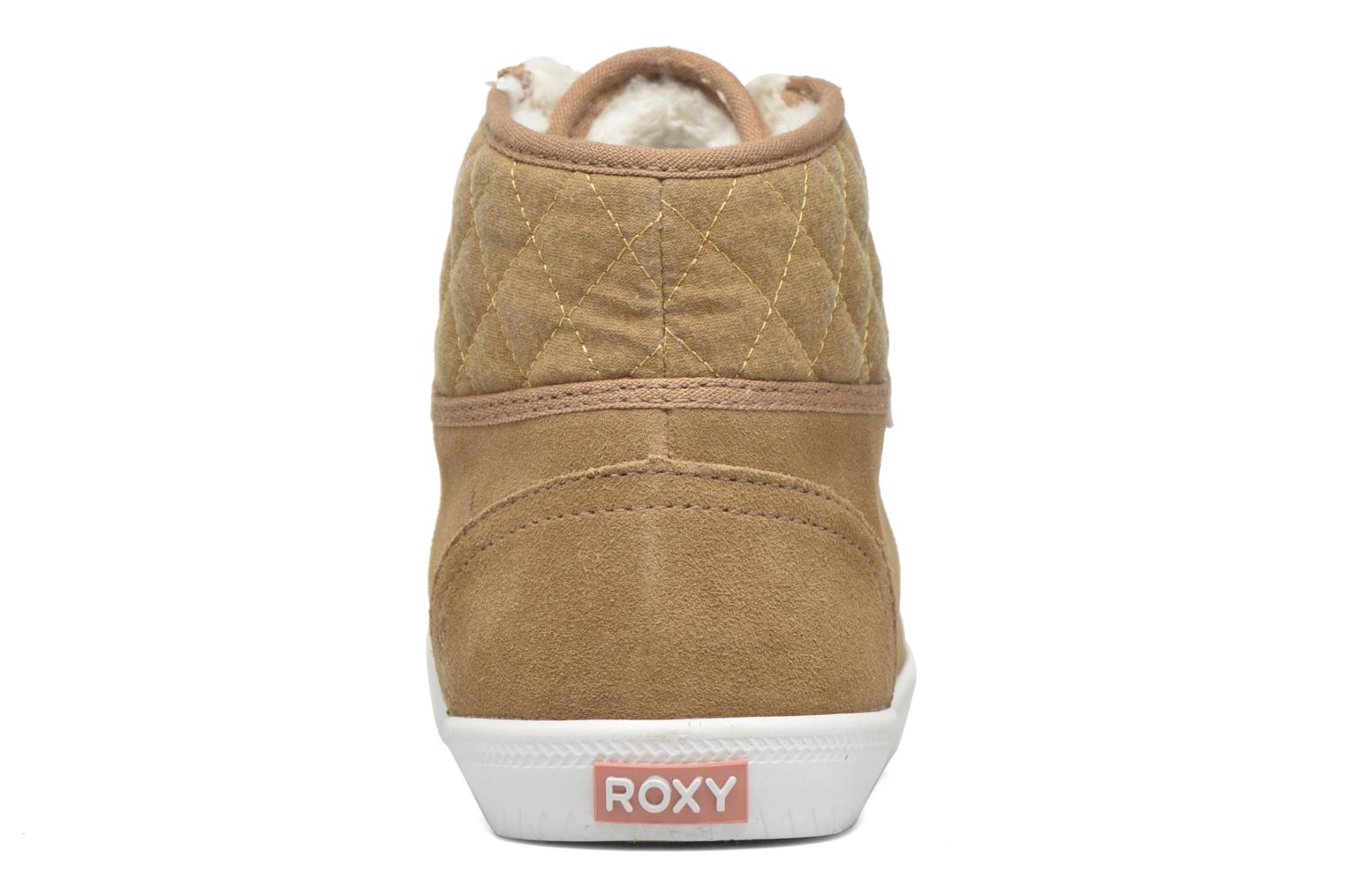 Trainers Roxy Billie Brown view from the right