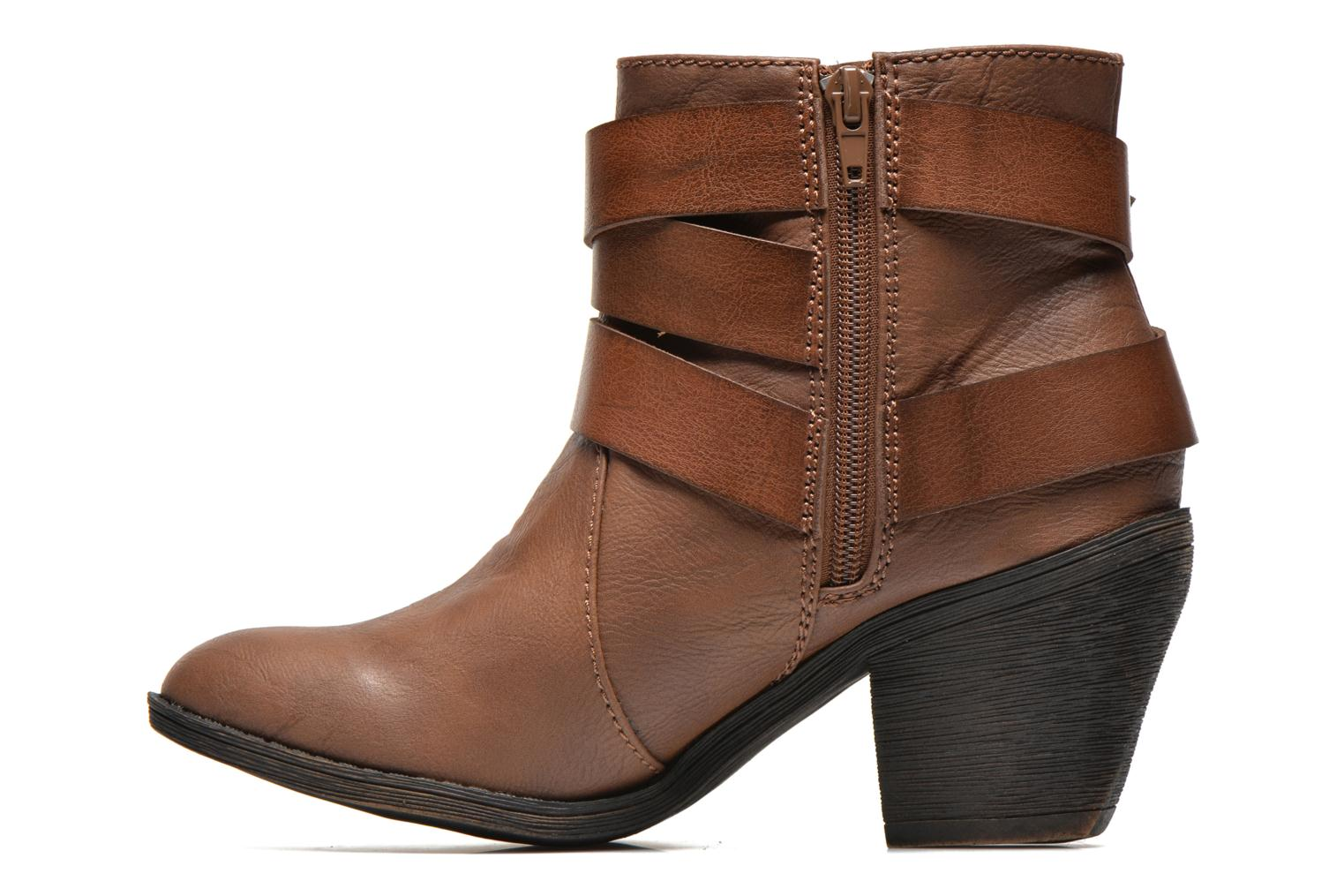 Ankle boots Blowfish Sworn Brown front view