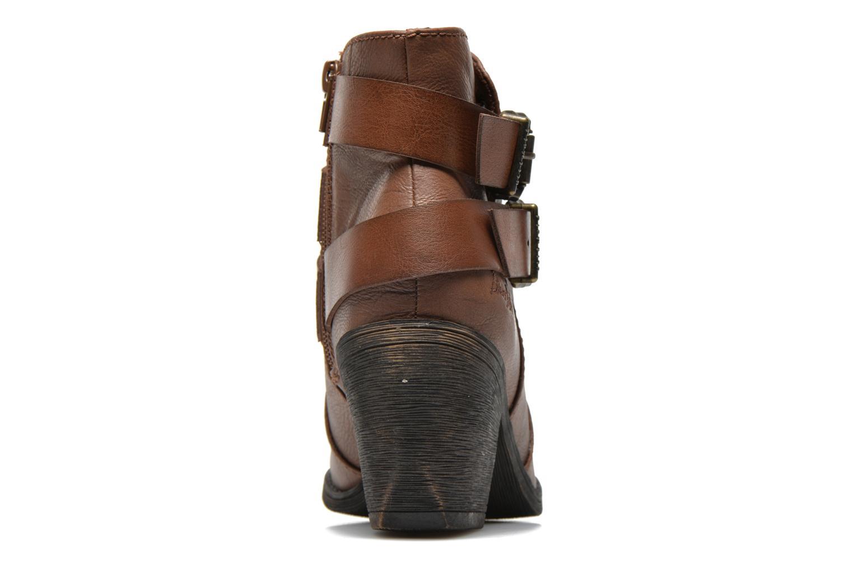Bottines et boots Blowfish Sworn Marron vue droite