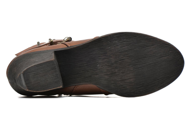 Bottines et boots Blowfish Sworn Marron vue haut