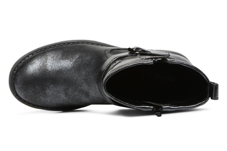 Bottines et boots Geox J Sofia K J54D3K Noir vue gauche