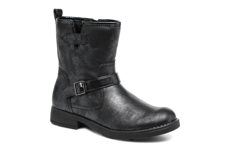 Bottines et boots Geox J Sofia K J54D3K Noir vue détail/paire