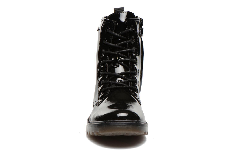 Stiefeletten & Boots Geox J Casey G. K J5420K schwarz schuhe getragen
