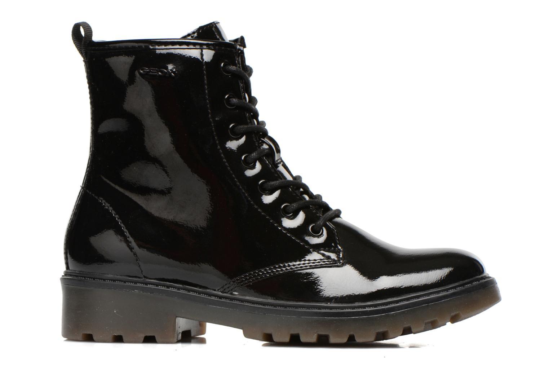 Bottines et boots Geox J Casey G. K J5420K Noir vue derrière