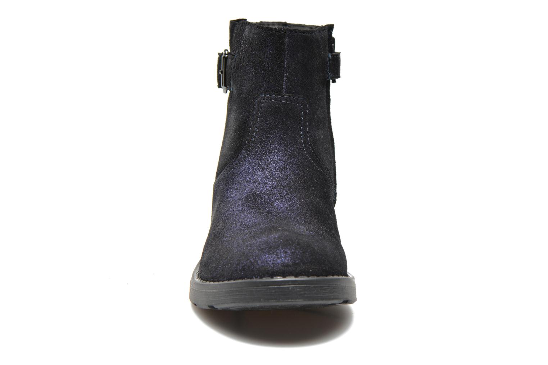 Stiefeletten & Boots Geox J Sofia A J54D3A blau schuhe getragen