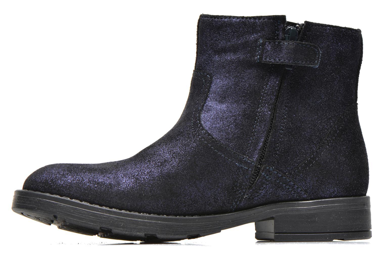 Stiefeletten & Boots Geox J Sofia A J54D3A blau ansicht von vorne