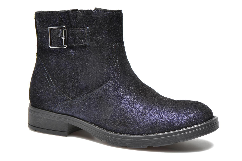 Stiefeletten & Boots Geox J Sofia A J54D3A blau detaillierte ansicht/modell