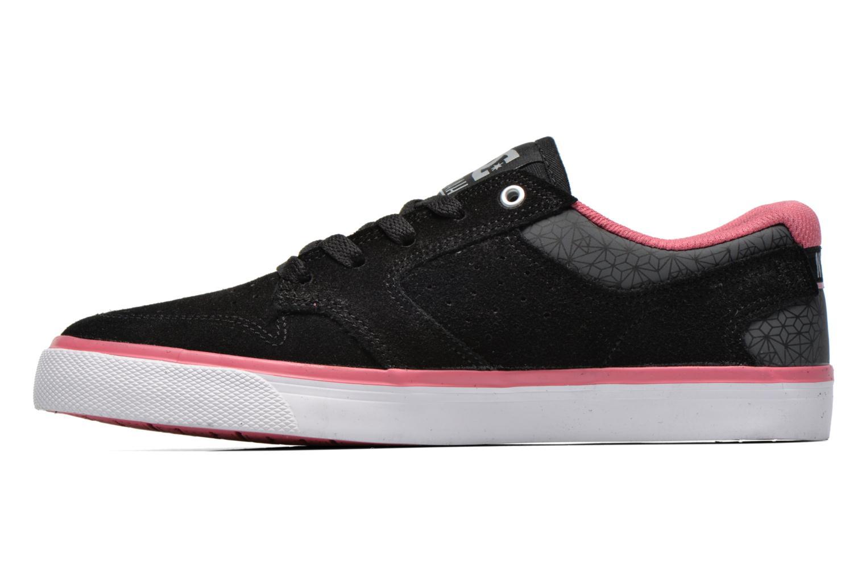 Sneaker DC Shoes Nyjah Vulc SE W schwarz ansicht von vorne