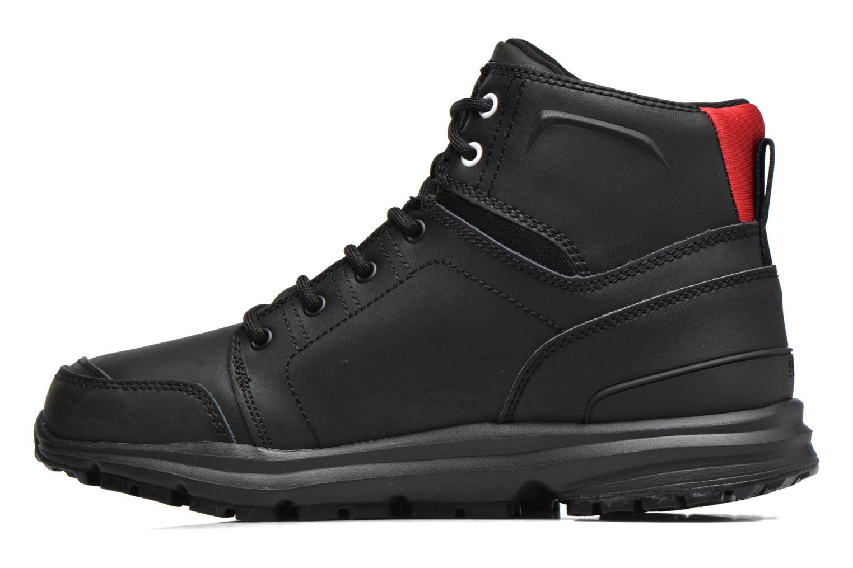 Sneakers DC Shoes Torstein Zwart voorkant