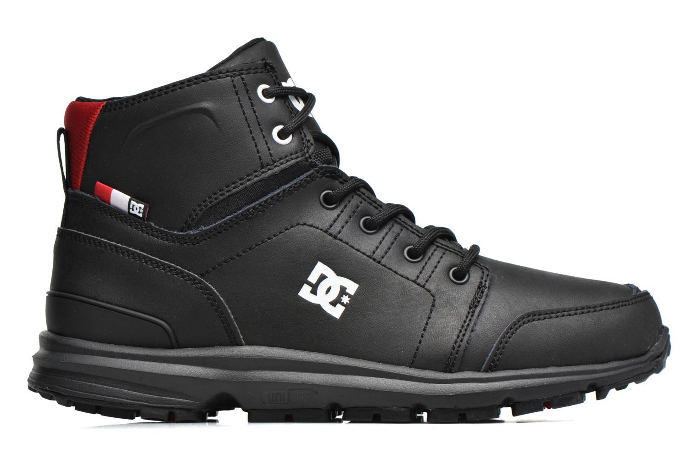 Deportivas DC Shoes Torstein Negro vistra trasera