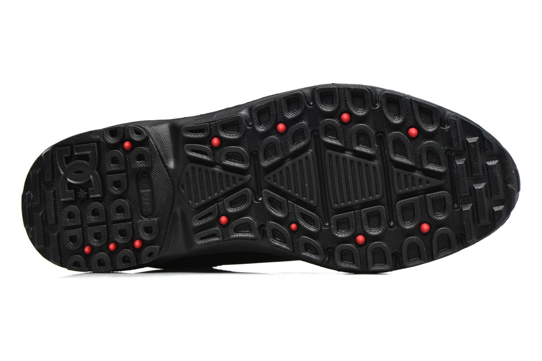 Baskets DC Shoes Torstein Noir vue haut