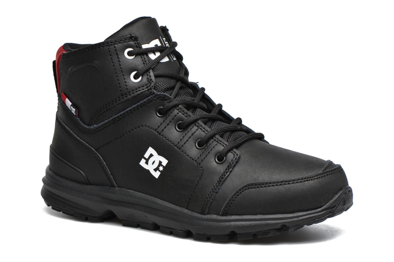 Sneaker DC Shoes Torstein schwarz detaillierte ansicht/modell