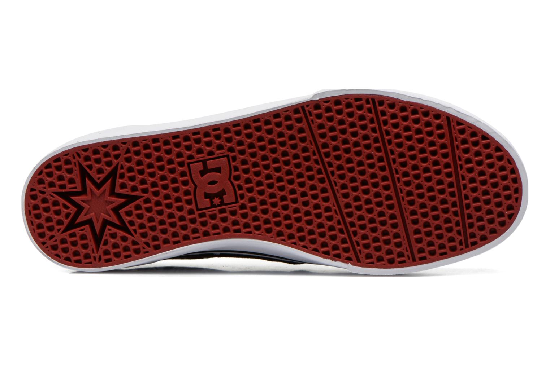 Sneaker DC Shoes Trase Slip-On SP schwarz ansicht von oben