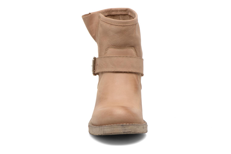 Stiefeletten & Boots Georgia Rose Malix beige schuhe getragen