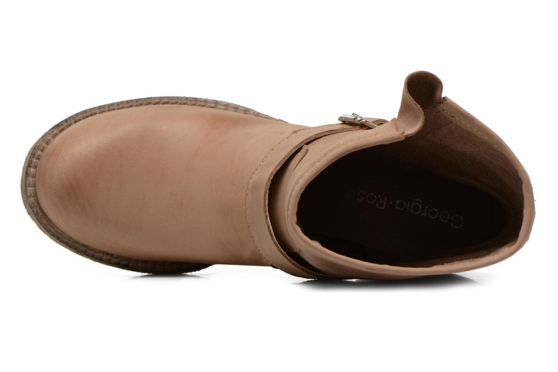 Stiefeletten & Boots Georgia Rose Malix beige ansicht von links