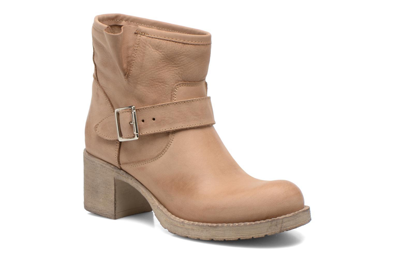 Stiefeletten & Boots Georgia Rose Malix beige detaillierte ansicht/modell