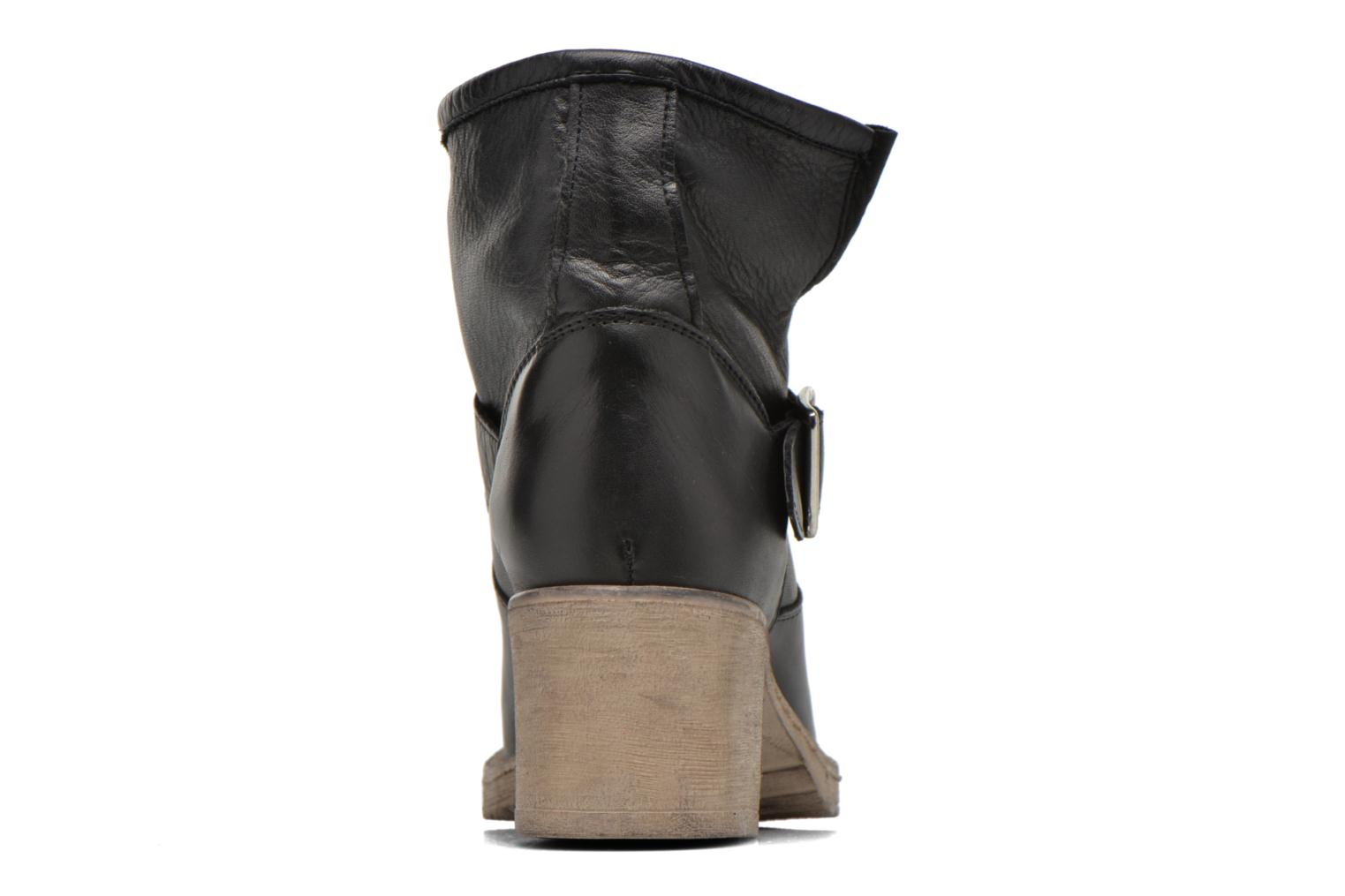 Ankle boots Georgia Rose Malix Black view from the right