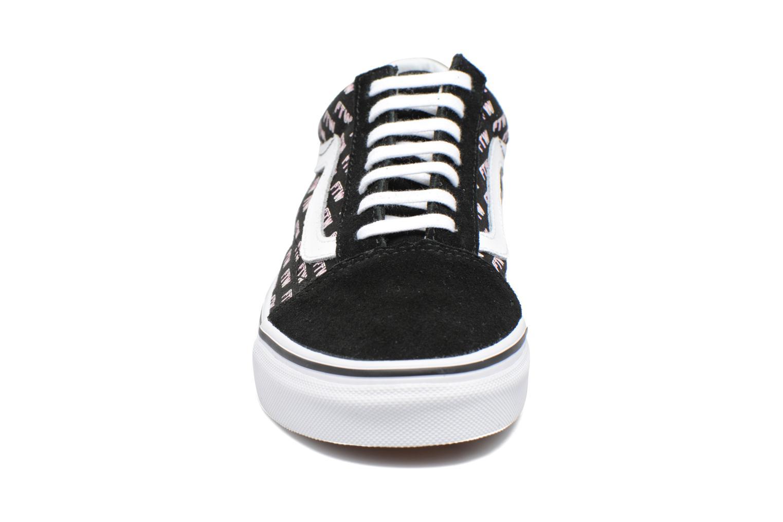 Sneakers Vans Old Skool E Zwart model