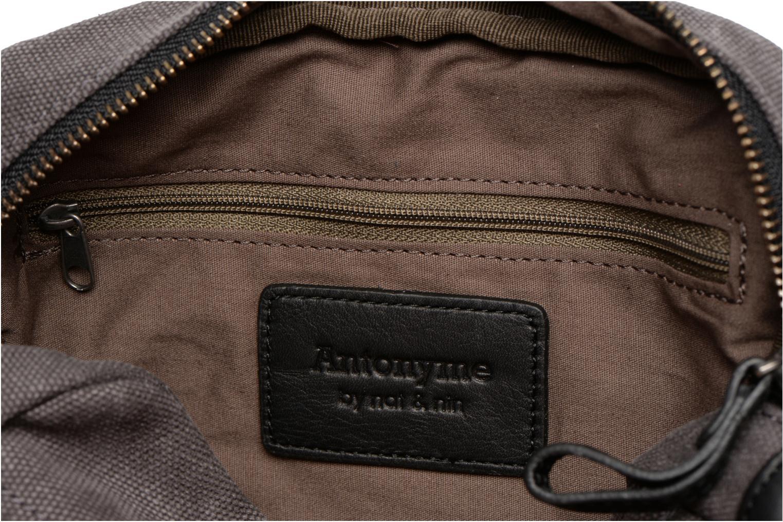 Men's bags Antonyme by Nat & Nin Matteo Grey back view