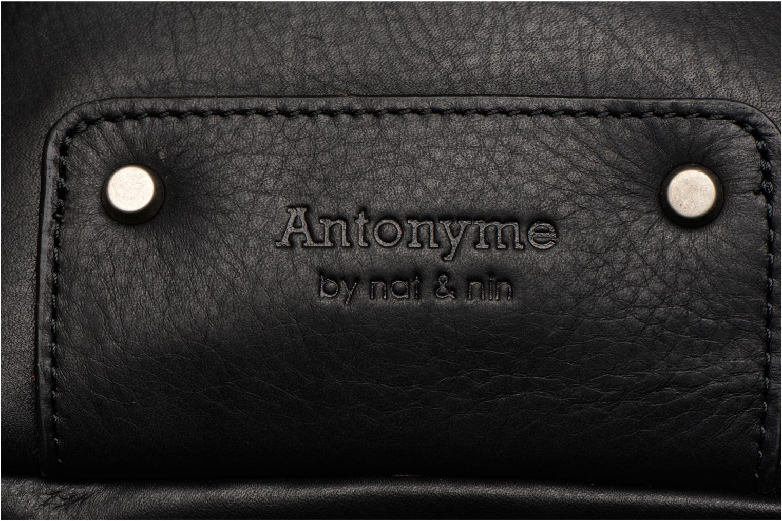 Men's bags Antonyme by Nat & Nin Matteo Grey view from the left