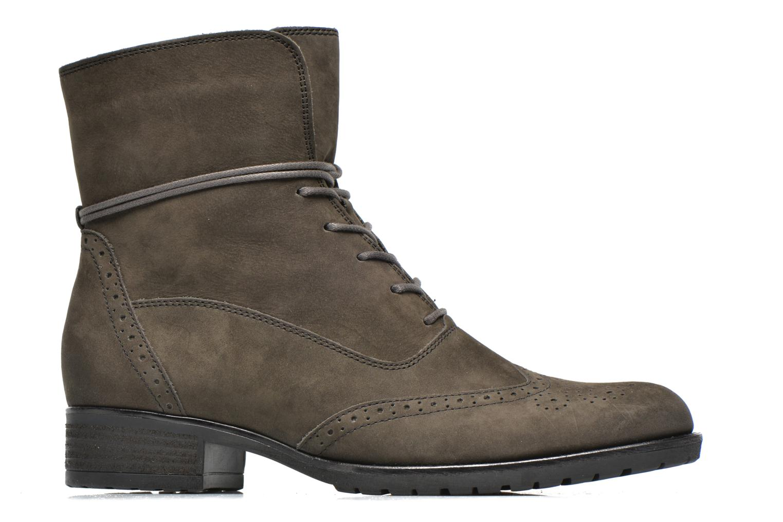 Stiefeletten & Boots Gabor Alcina grau ansicht von hinten